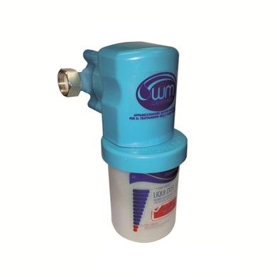 Filtro anticalcare Sali polifosfati liquidi WATERMARKET per caldaia