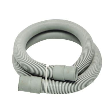Flessibile di scarico per lavatrice corrugato 150 cm