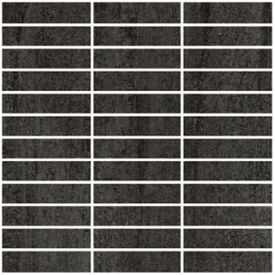 Mosaico Karin Nero H 30 x L 30 cm nero