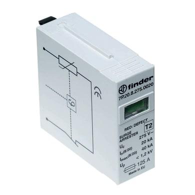 Regolatore di livello FINDER 7P2082750020 1 modulo 230V IP20