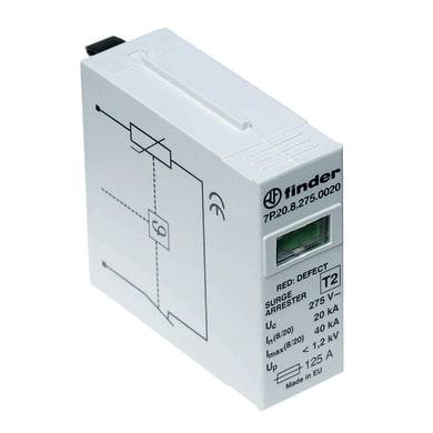 Regolatore di livello FINDER 7P2010000020M 1 modulo 1200V
