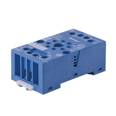 Zoccolo per relè industriale FINDER 9020 2 moduli