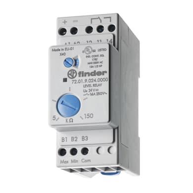 Relè FINDER 720180240000 16A 2 moduli 24V