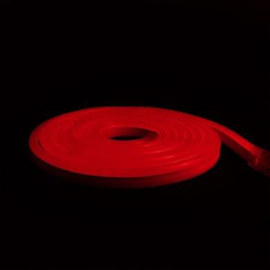 Striscia led Neon Flex Rossa 5m luce bianco naturale 5LM IP67