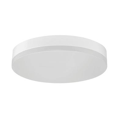 Plafoniera design Sensor LED integrato bianco D. 28 cm LEXMAN