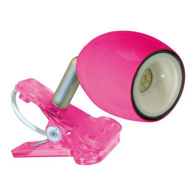 Lampada da scrivania Pop Kikiled rosa , in metallo