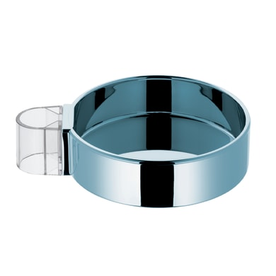Porta sapone HANSGROHE in abs cromo
