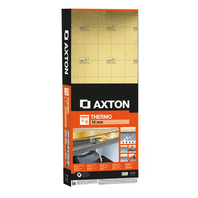 Sottopavimento AXTON Sp 10 mm