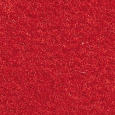 Rotolo di moquette Rapid Tufted rosso L 2 m