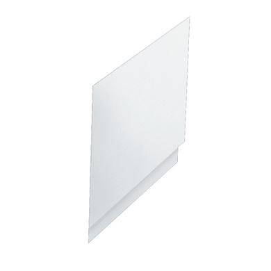 Pannello di rivestimento vasca laterale Amea acrilico bianco L 80 x H 80 cm