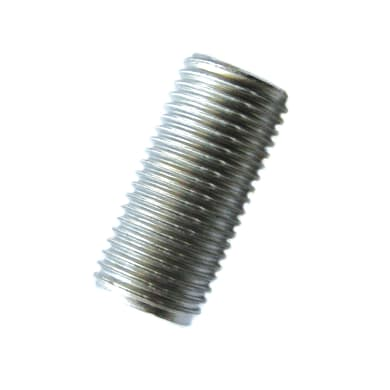 Accessorio per lampadario in acciaio grigio
