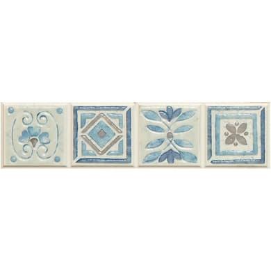 Listello Perù azzurro L 5 x H 20 cm