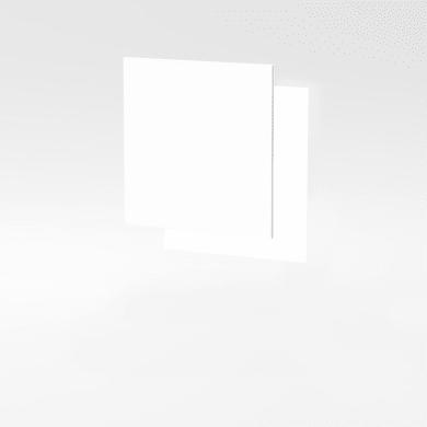 Anta One bianco L 60H 60 x P 1.8 cm