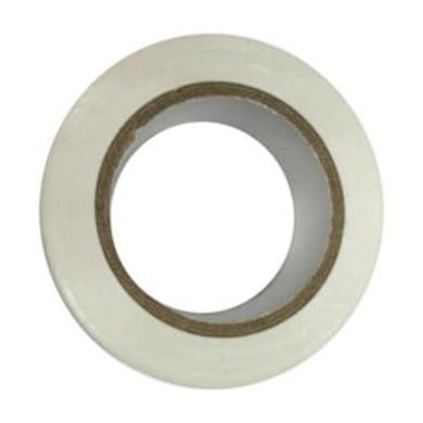 Nastro isolante 19 x 10000 mm x sp 0.15 mm bianco