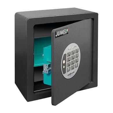 Cassaforte con codice elettronico da mobile con fissaggio L 22.1 x P 13.1 x H 16.1 cm