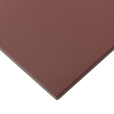 Piastrella Palette Berry 20 x 20 cm sp. 8.2 mm PEI 2/5 bordeaux