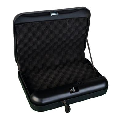 Cassaforte con codice elettronico TECHNOMAX CP/1E da mobile con fissaggio L 28 x P 21 x H 6 cm