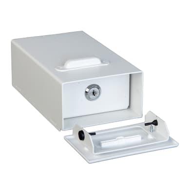 Cassetta di sicurezza TECHNOMAX SM/0 da murare L11 x P17.5 x H6.5 cm