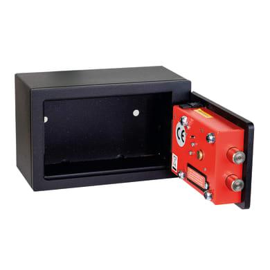Cassaforte con codice elettronico TECHNOMAX NB/1E da murare 24 x 15 x 12 cm