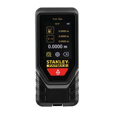 Misuratore laser classe 2 STANLEY Misuratore laser distanza max 60 m