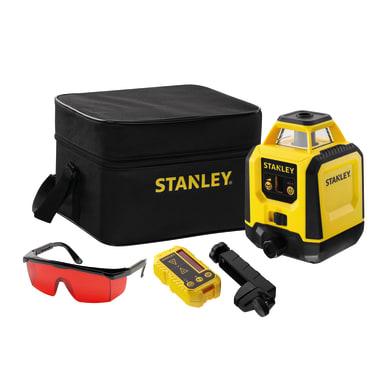 Laser girevole rotativa STANLEY Laser rotante semi automatico giallo / dorato