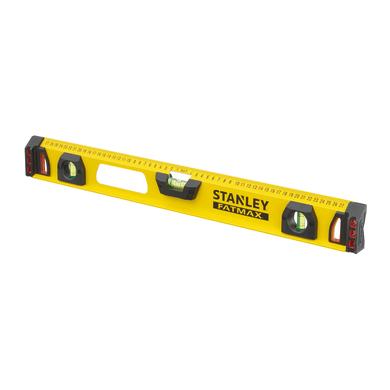 Livella manuale a t STANLEY Livella FATMAX profilo a I cm 60 60 cm 3 fiale