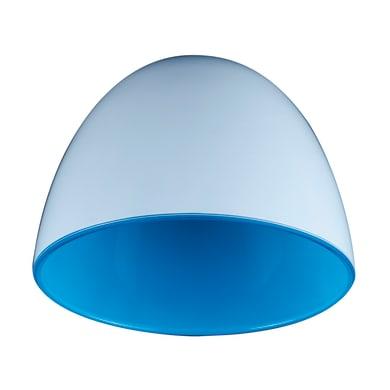 Diffusore Ester bianco, blu, in vetro, diam. 18