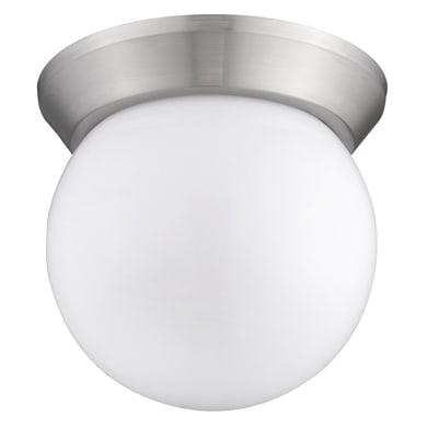 Plafoniera Globo bianco, in plastica, diam. 22, LED integrato 10W IP20