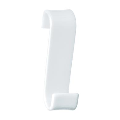 Spine di giunzione Merlino bianco lucido in plastica