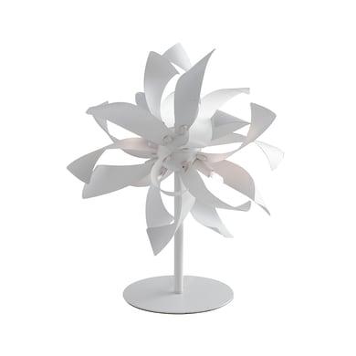 Lampada da comodino Bloom bianco, in ferro, G9 4xMAX 28W IP20