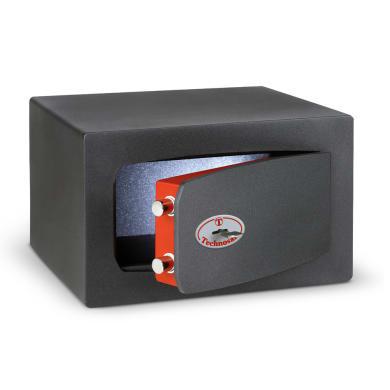Cassaforte a chiave TECHNOMAX da mobile con fissaggio L34 x P30 x H21 cm