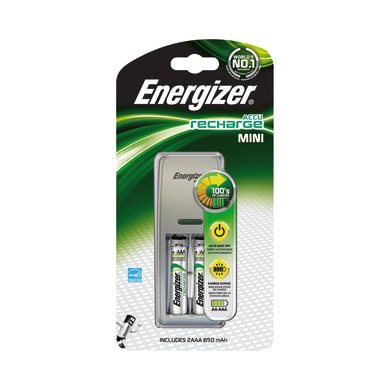 Caricabatterie ENERGIZER Mini Charger AAA