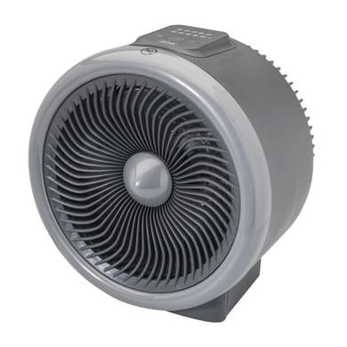 Termoventilatore BIMAR HF205 grigio / argento 2000 W
