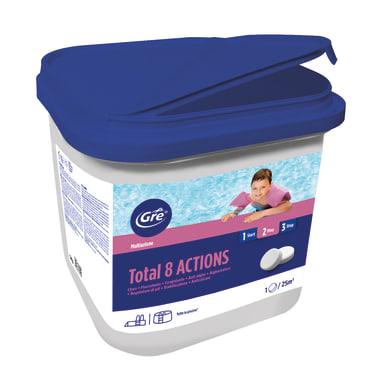 Kit per trattamento acqua in pastiglie GRE 76061