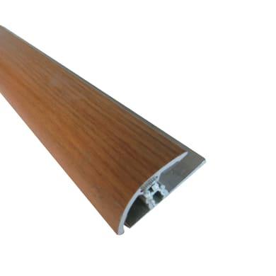 Soglia di dislivello ciliegio chiaro 45 mm x 90 cm