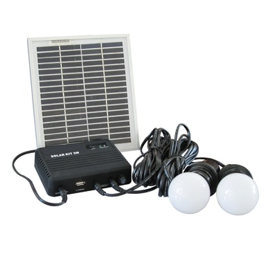 Kit solare fotovoltaico PESLSE 3W 3 W