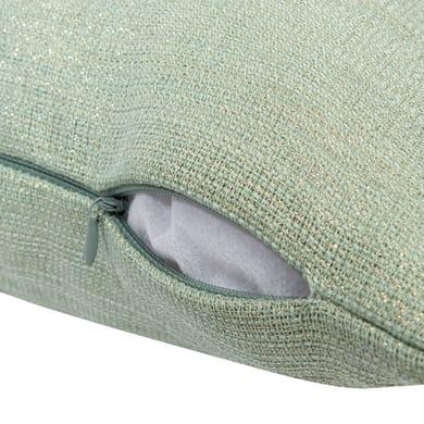 Cuscino Lazaro verde 40x40 cm