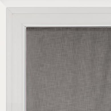 Tendina vetro Infini grigio tunnel 60 x 120 cm