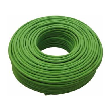 Cavo elettrico verde 1 filo x 2 mm² 100 m KONELCO Matassa