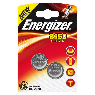 Pila CR2450 ENERGIZER 2 batterie