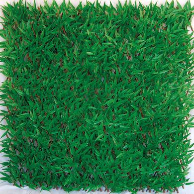 Parete verde artificiale bambù