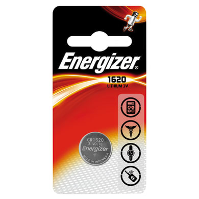 Pila CR1620 ENERGIZER 1 batteria