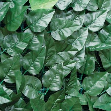 Parete verde artificiale alloro