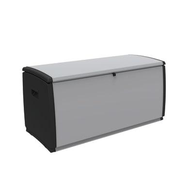 Baule Spaceo Cool L 120 x H 57 x P 54 cm trasparente