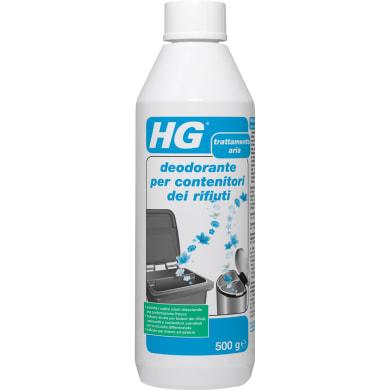 Igienizzante HG per contenitore dell'immondizia 0,5 kg