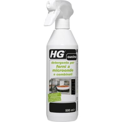 Detergente e sgrassatore HG per microonde 0,5 lt