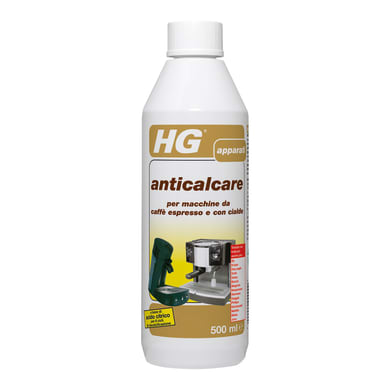 Anticalcare HG per macchina per il caffè 0,5 lt