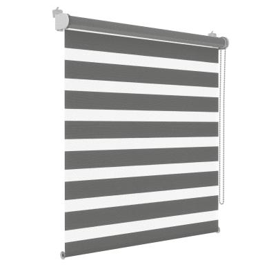 Tenda a rullo Orleans grigio 40x160 cm