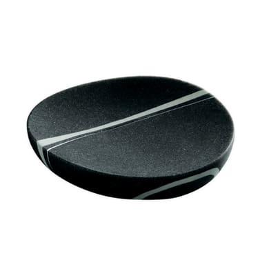 Porta sapone Oxidia grigio