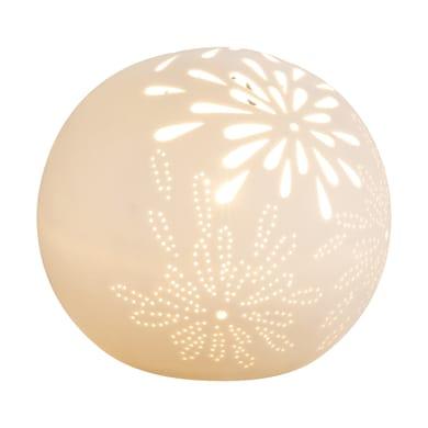 Lampada da tavolo Classico Chic Subara in ceramica,